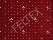 BALTA Broadloom Wellington 4957 10 (Regel Red)